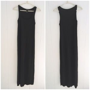 H&M Sleeveless Tank Maxi Dress